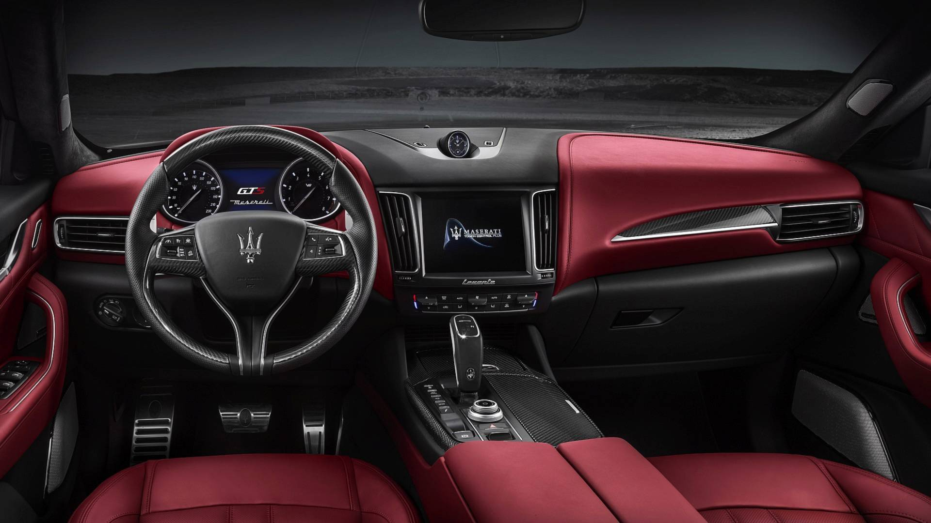 2019 Maserati Levante Gts Is No Trofeo Packs 550 Hp V8