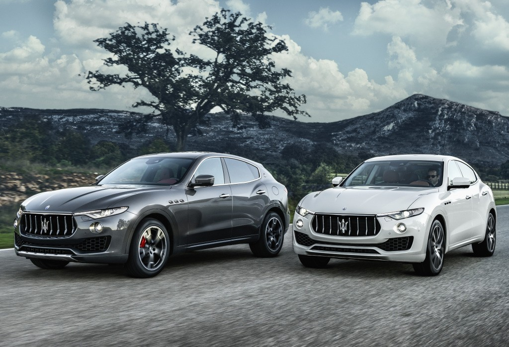 maserati levante plug in hybrid model will use parts from chrysler pacifica autoevolution. Black Bedroom Furniture Sets. Home Design Ideas