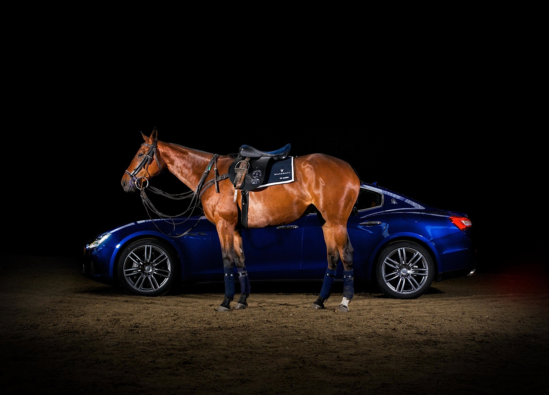 Maserati Luxury Polo Horse Saddle Is A Thing Of Unique