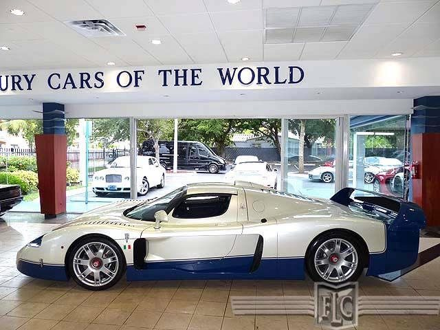 maserati mc12 for sale, dealer wants a hefty $1.85 million for it