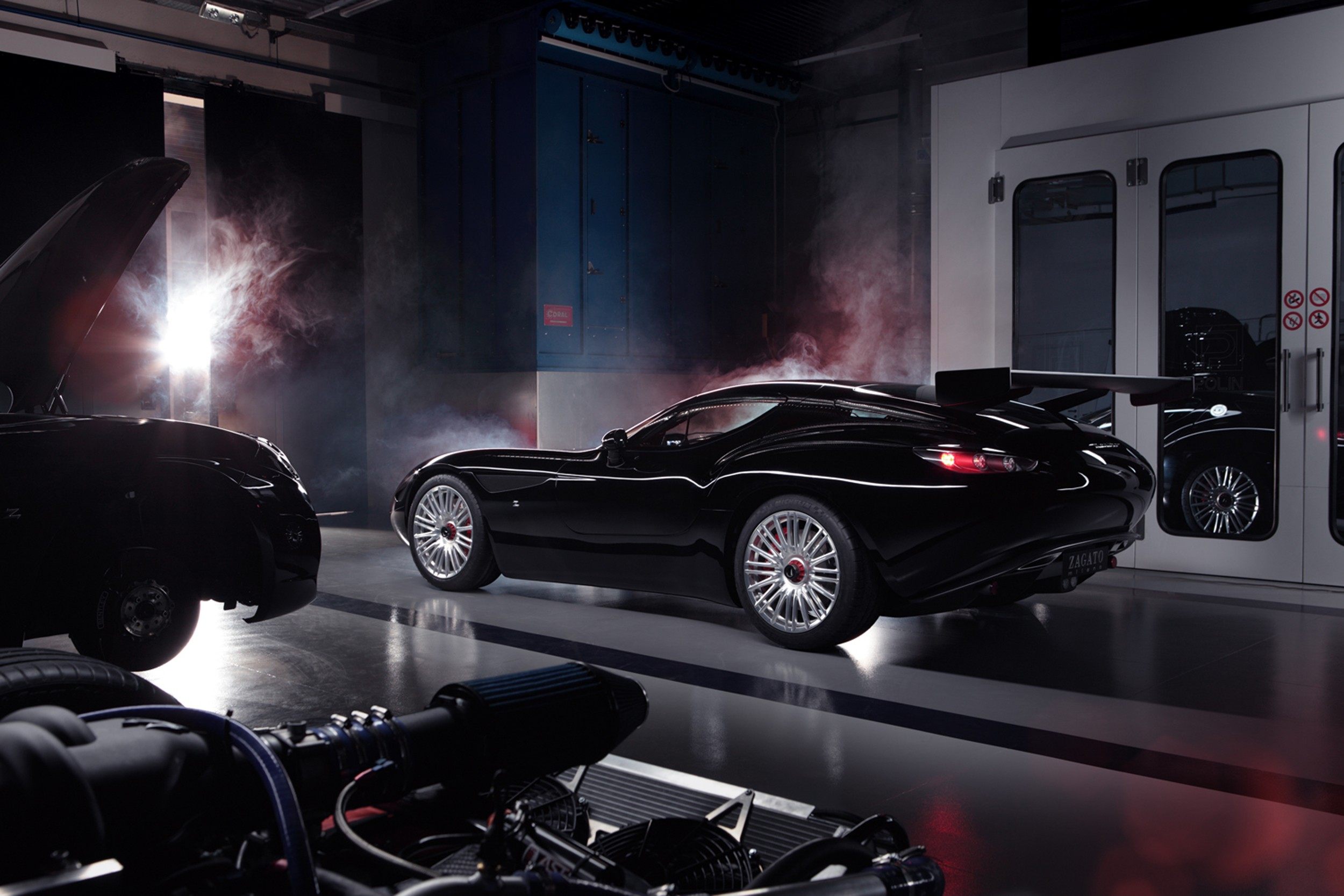 Zagato Mostro Powered By Maserati Production Limited To 5