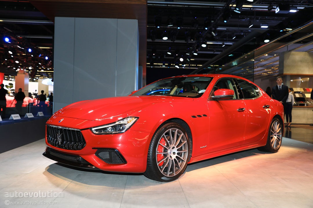 Maserati Platform To Underpin Next-Gen Dodge Charger And Challenger From 2021 - autoevolution