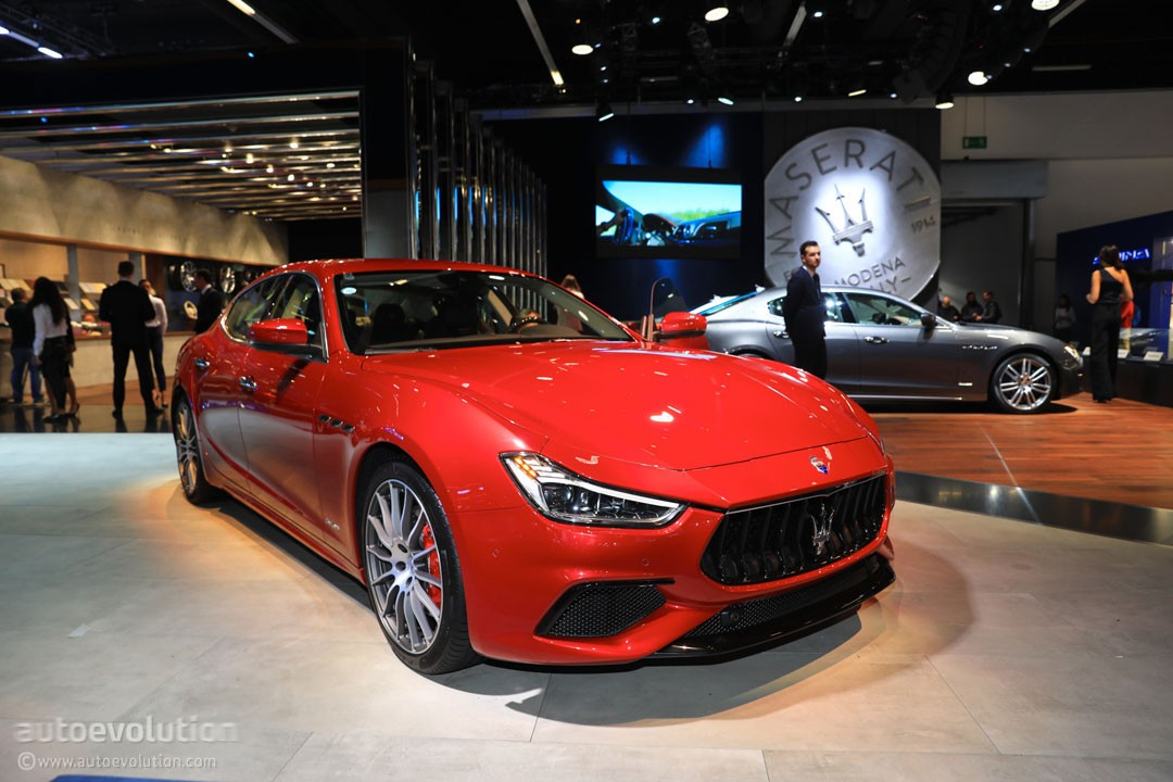 Maserati Platform To Underpin Next Gen Dodge Charger And