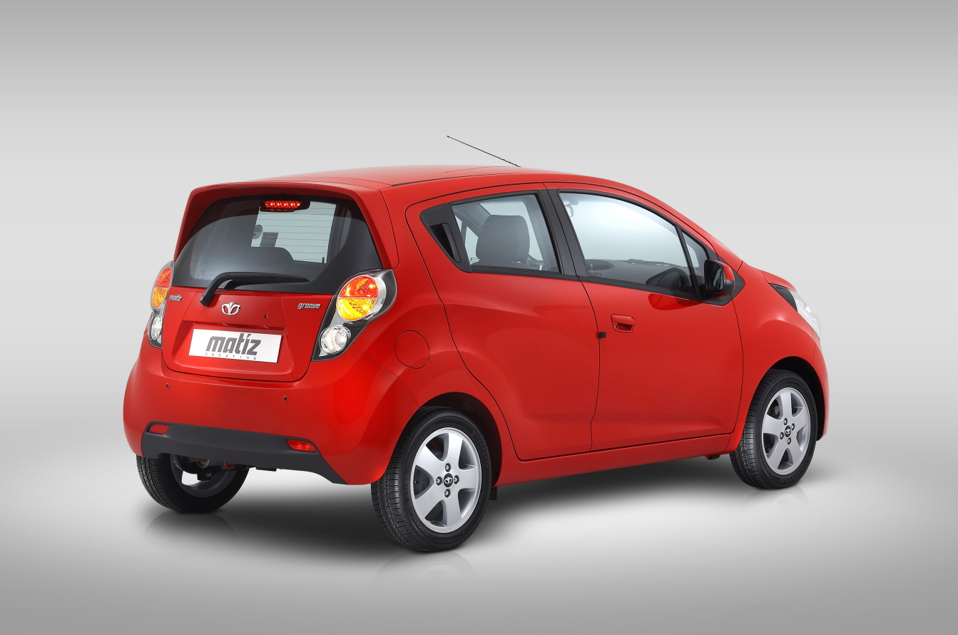 Matiz Creative Rolled Out