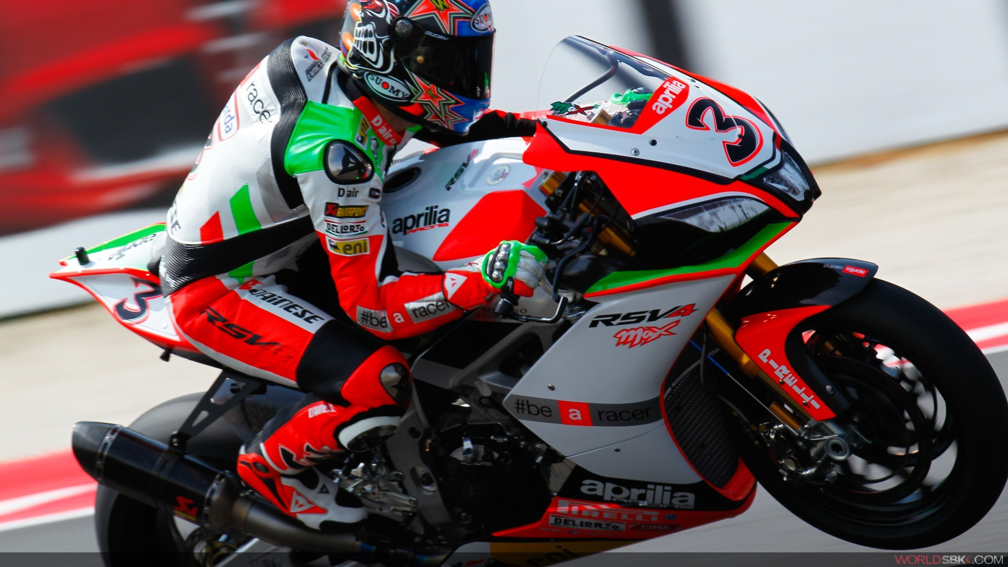 Max biaggi injured in mtb crash uncertain for qatar also under 2015 max biaggi at misano thecheapjerseys