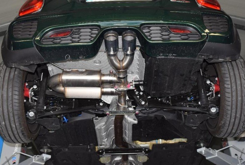 Maxi Tuner Reveals Mini Cooper S Clubman With 225 Hp For Essen Motor
