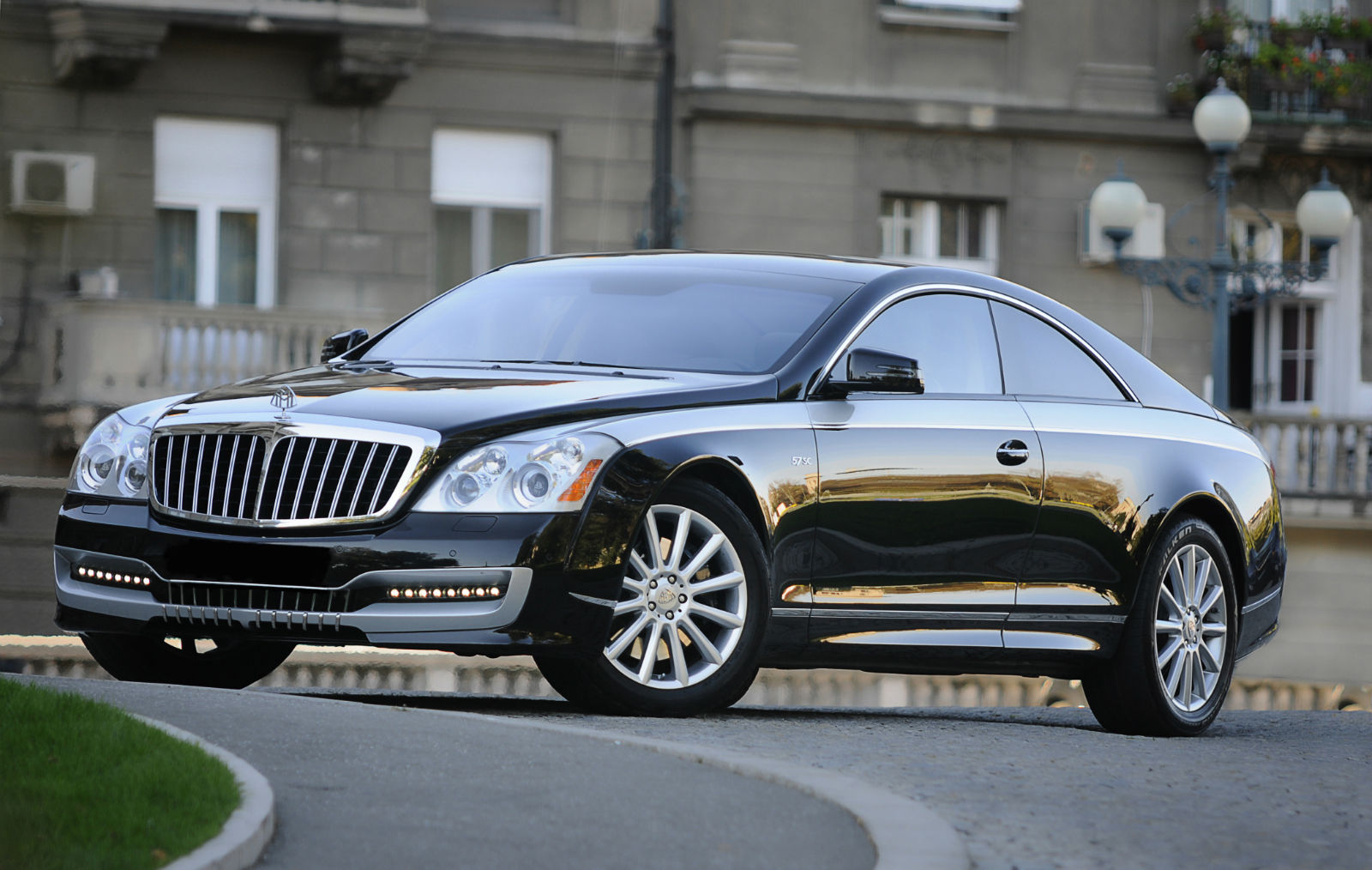 Maybach 57 s coup will live to see another day and more for 57 mercedes benz