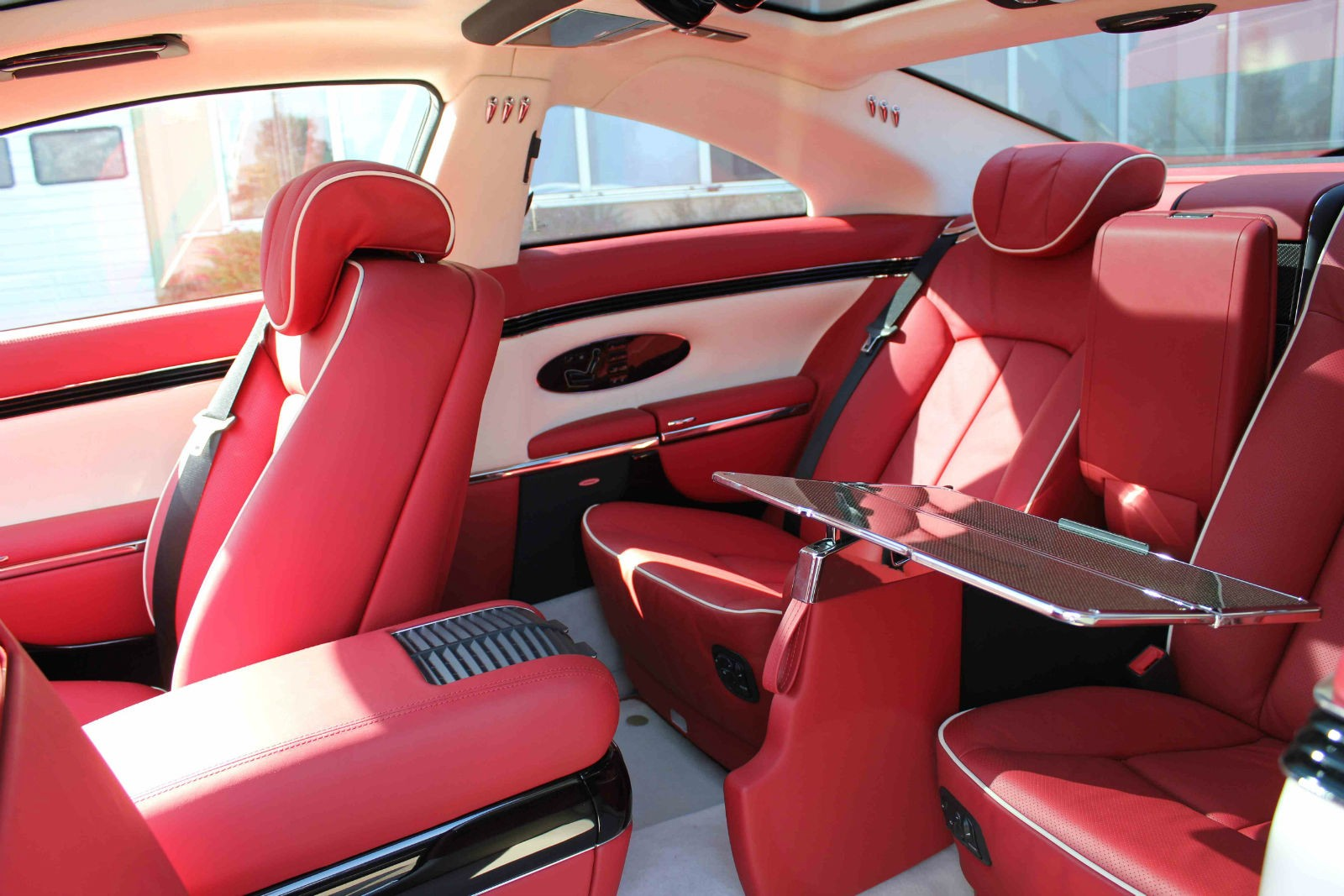 Bentley Bentayga Interior >> Maybach 57 S Coupé Will Live to See Another Day and More Customers - autoevolution