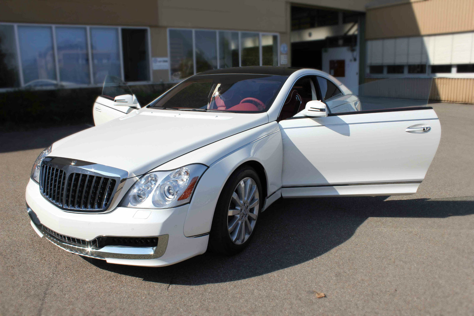 maybach 57 s coupé will live to see another day and more customers