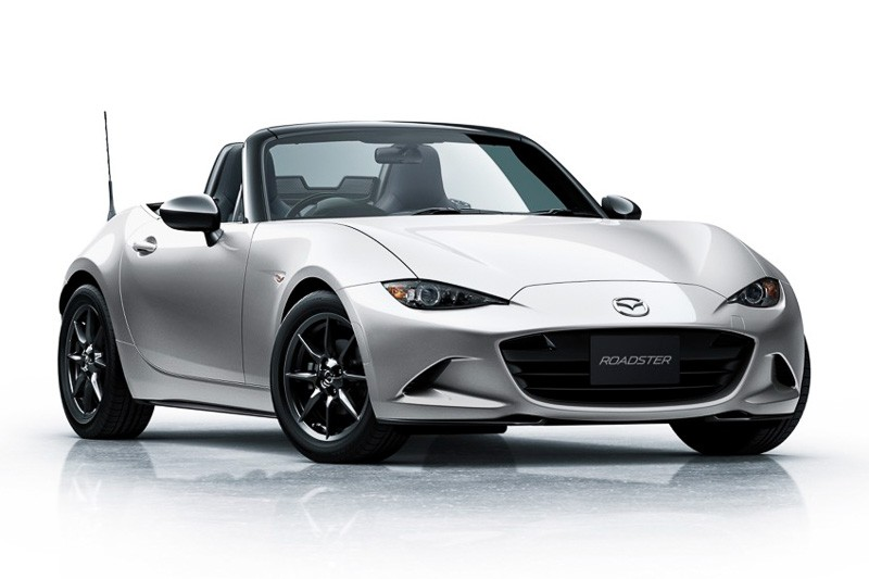 mazda announces 2016 mx 5 miata pricing in japan starts. Black Bedroom Furniture Sets. Home Design Ideas
