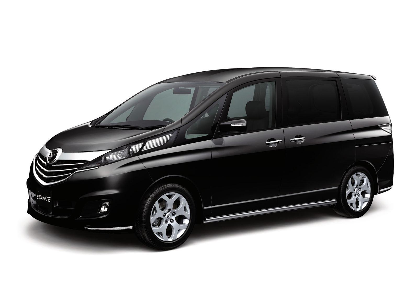 Mazda Biante SKYACTIV 2013