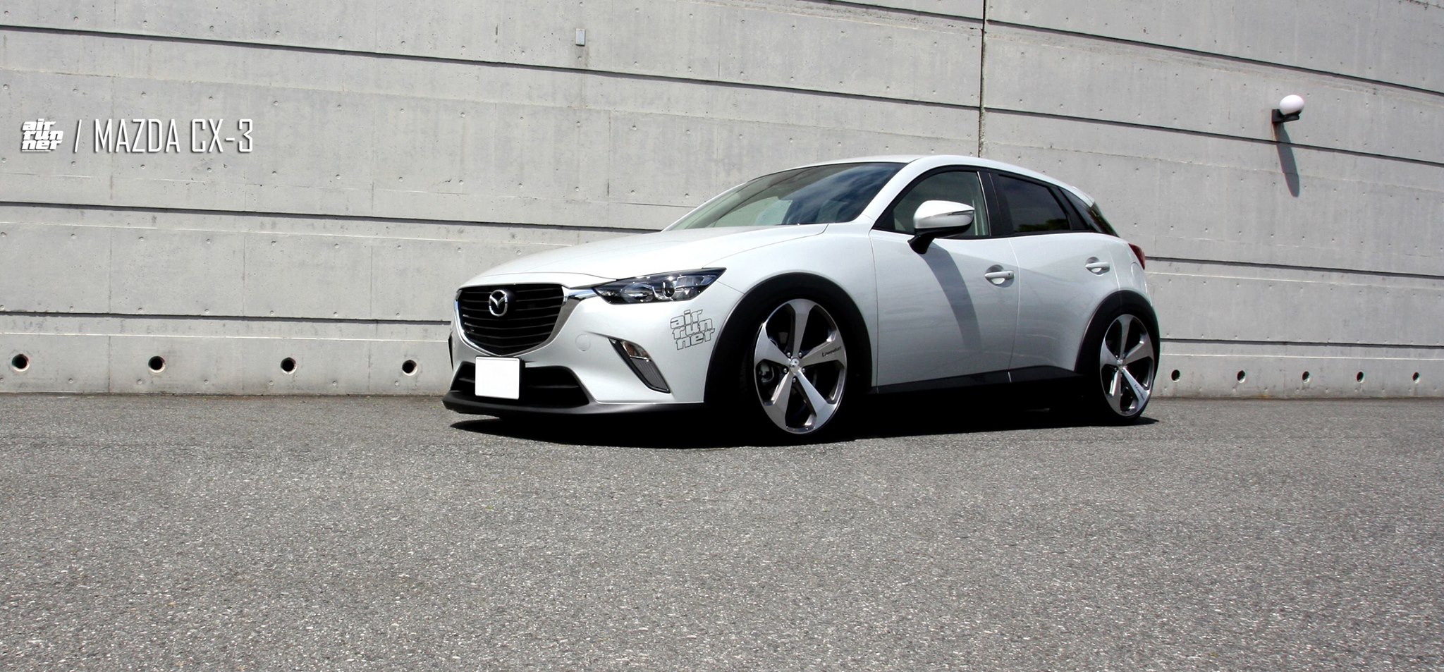 mazda-cx-3-air-runner-lowered-on-lowenha