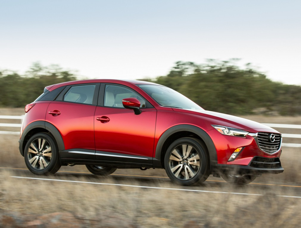 Mazda CX-3 Pricing Announced for Europe: €15,290 or £ ...