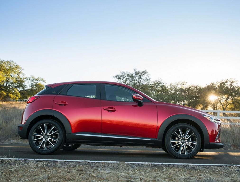 Mazda Cx 3 Pricing Announced For Europe 15 290 Or 163 17 595 Autoevolution