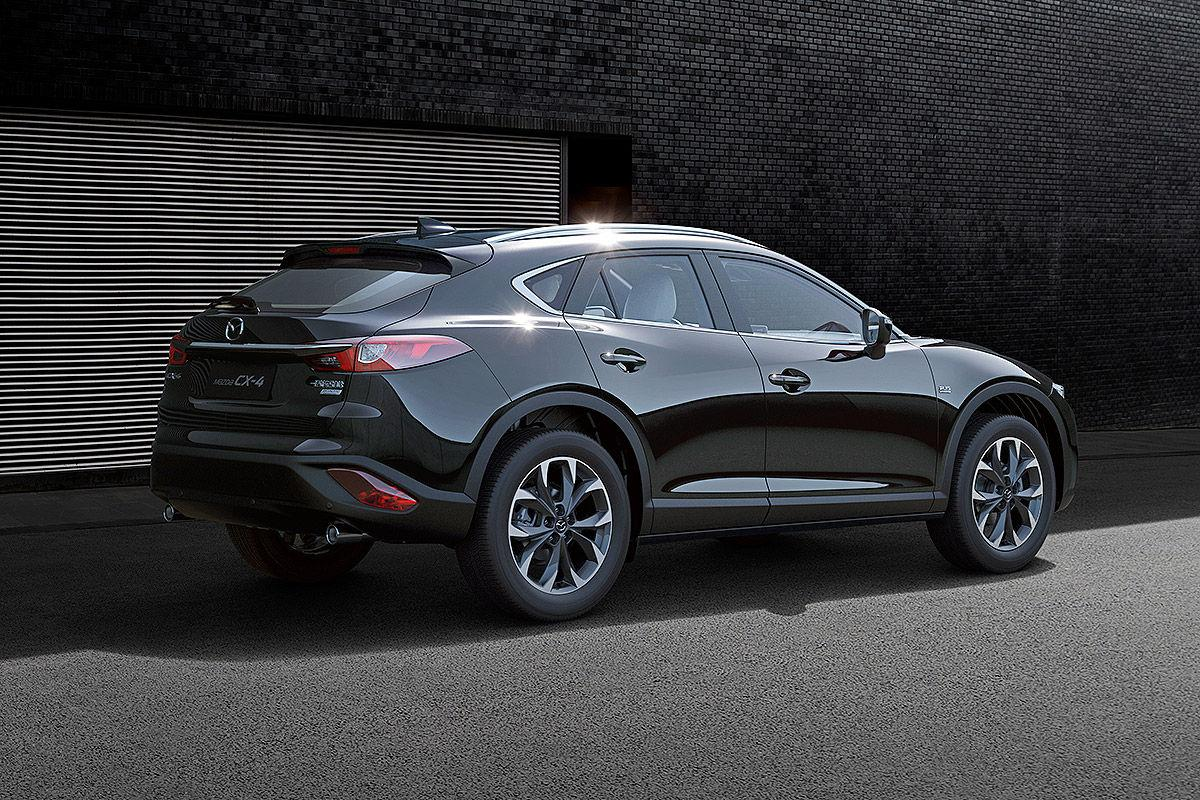 Mazda CX-4 Finally Gets Official Debut in China ...