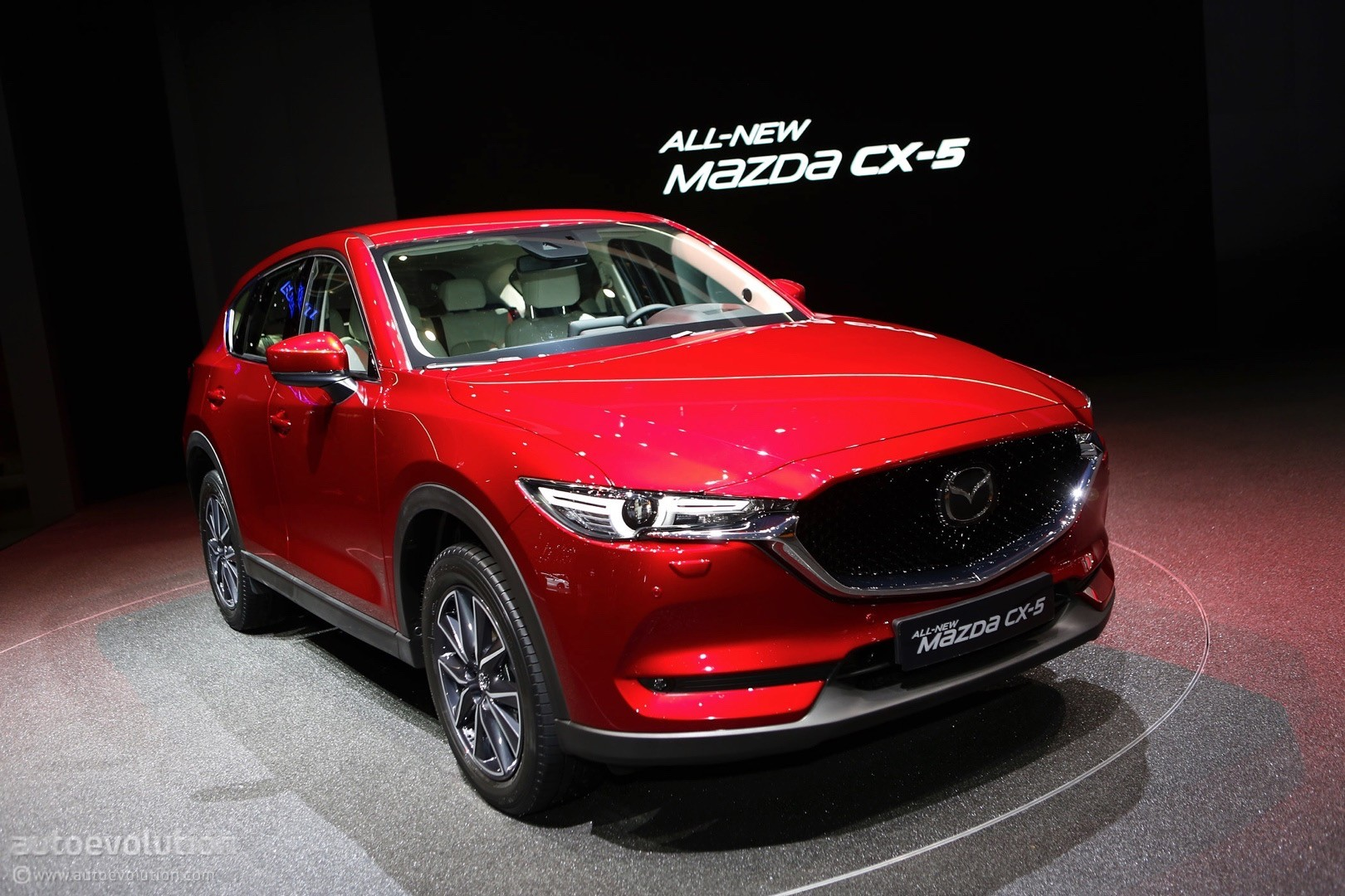Mazda 2 Seater >> Mazda CX-5 Seven-Seat Variant Could Go On Sale In Japan This Fall - autoevolution