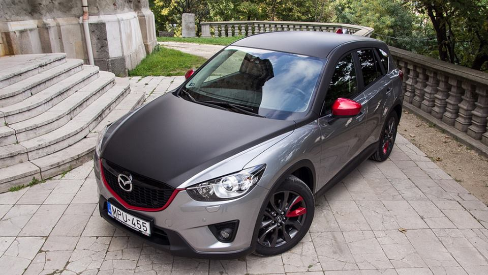 Mazda Cx 5 Totalcar Edition Is Not Half Bad Autoevolution
