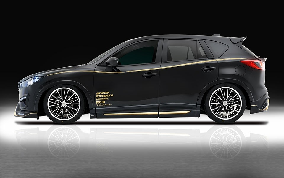 Mazda Cx 5 Tuned By Rowen Japan Has Killer Looks And