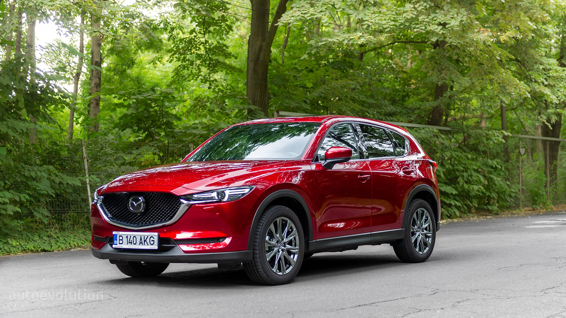 Mazda CX-5 Updated in Japan for 2020 Model Year ...