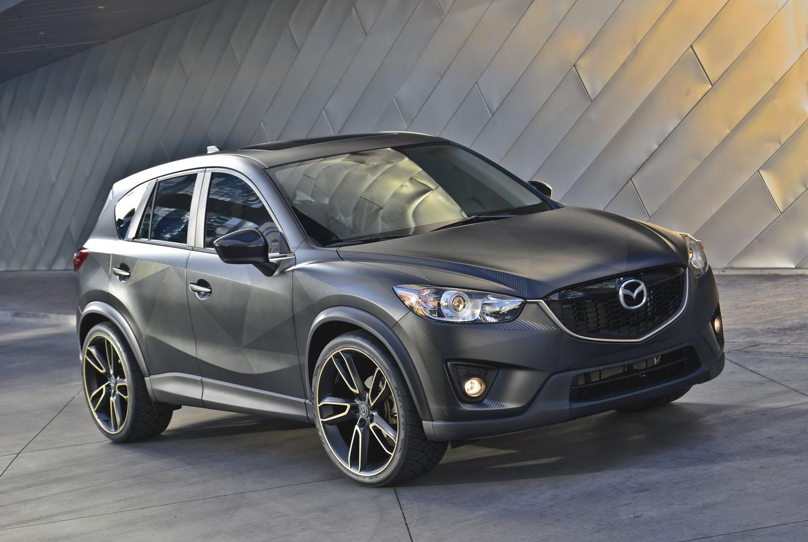 Mazda CX-5 Urban Presented at 2012 SEMA - autoevolution