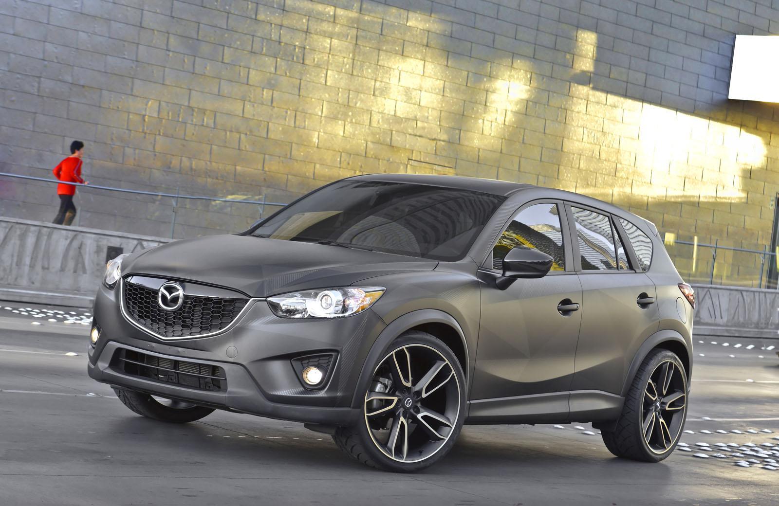 Mazda Cx 5 Urban Presented At 2012 Sema Autoevolution