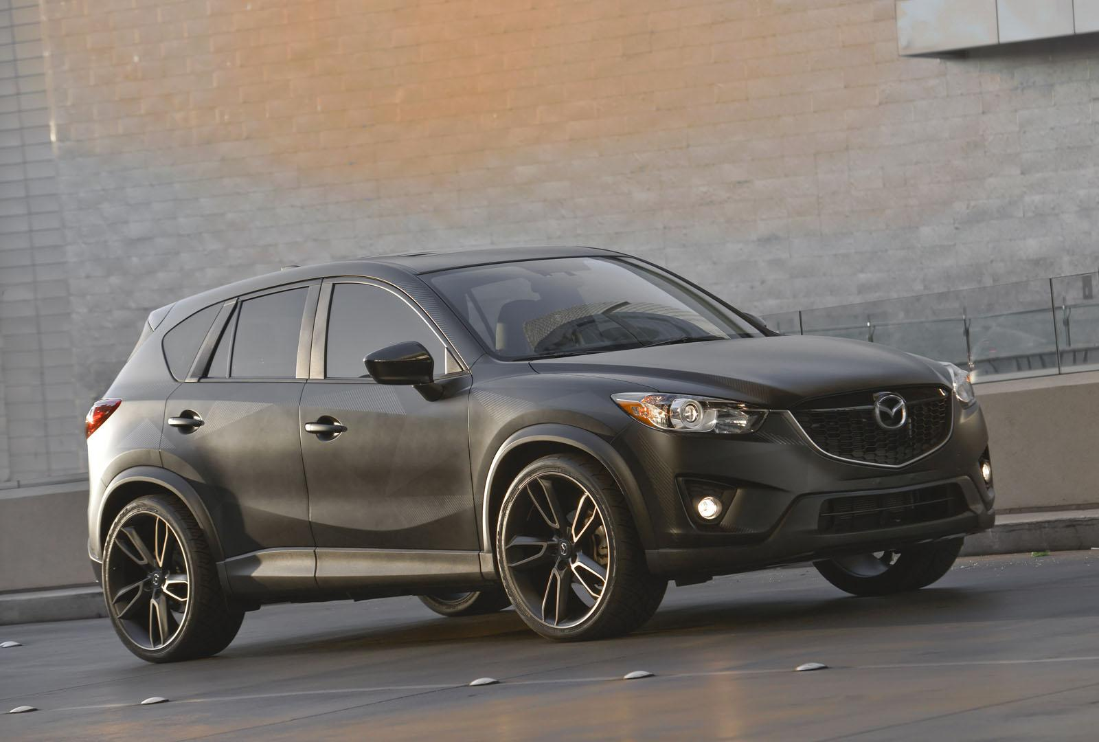 Mazda Cx 5 Urban Presented At 2012 Sema Autoevolution