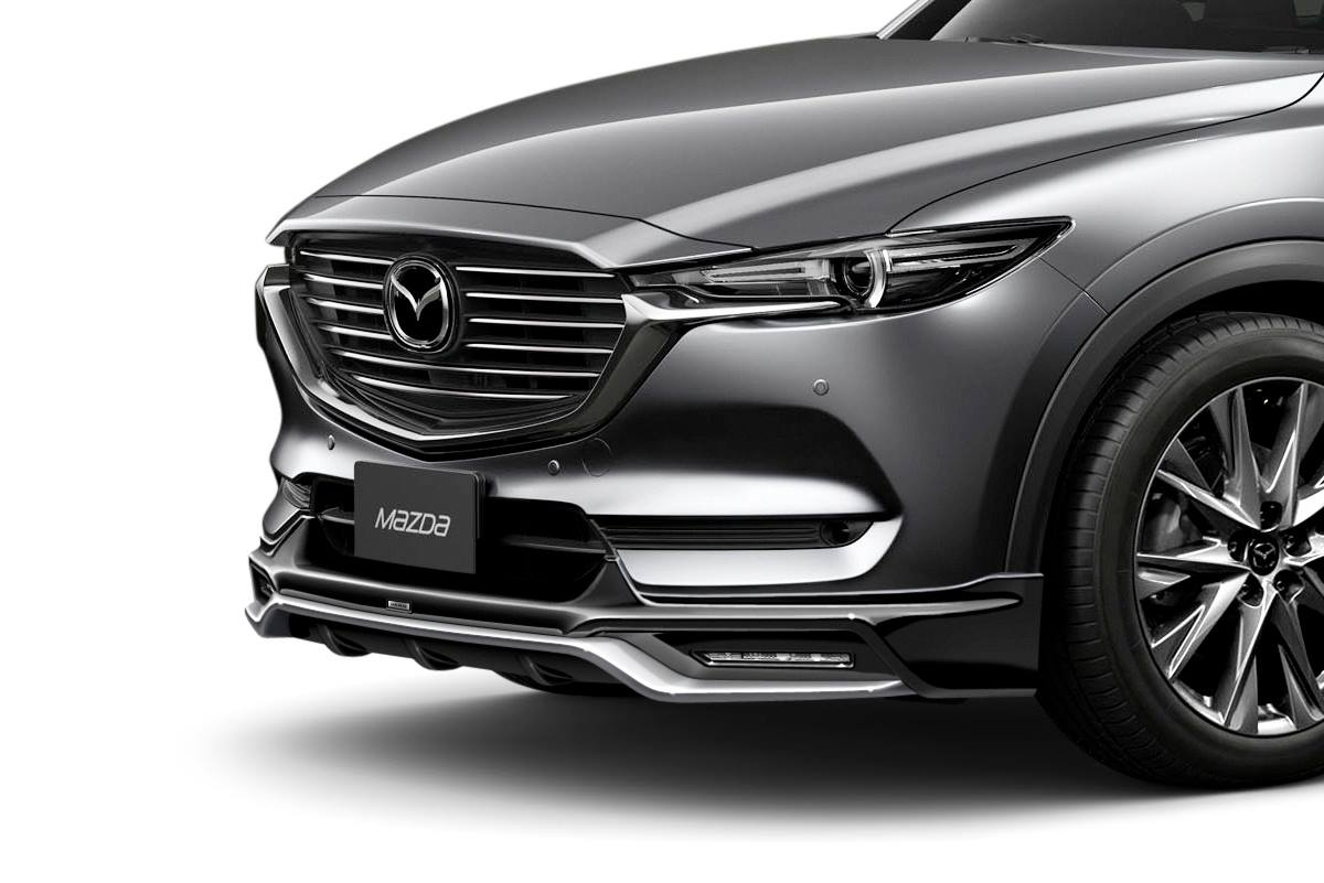 Mazda Cx 9 >> Mazda CX-8 Gets Aggressive Body Kit from DAMD - autoevolution