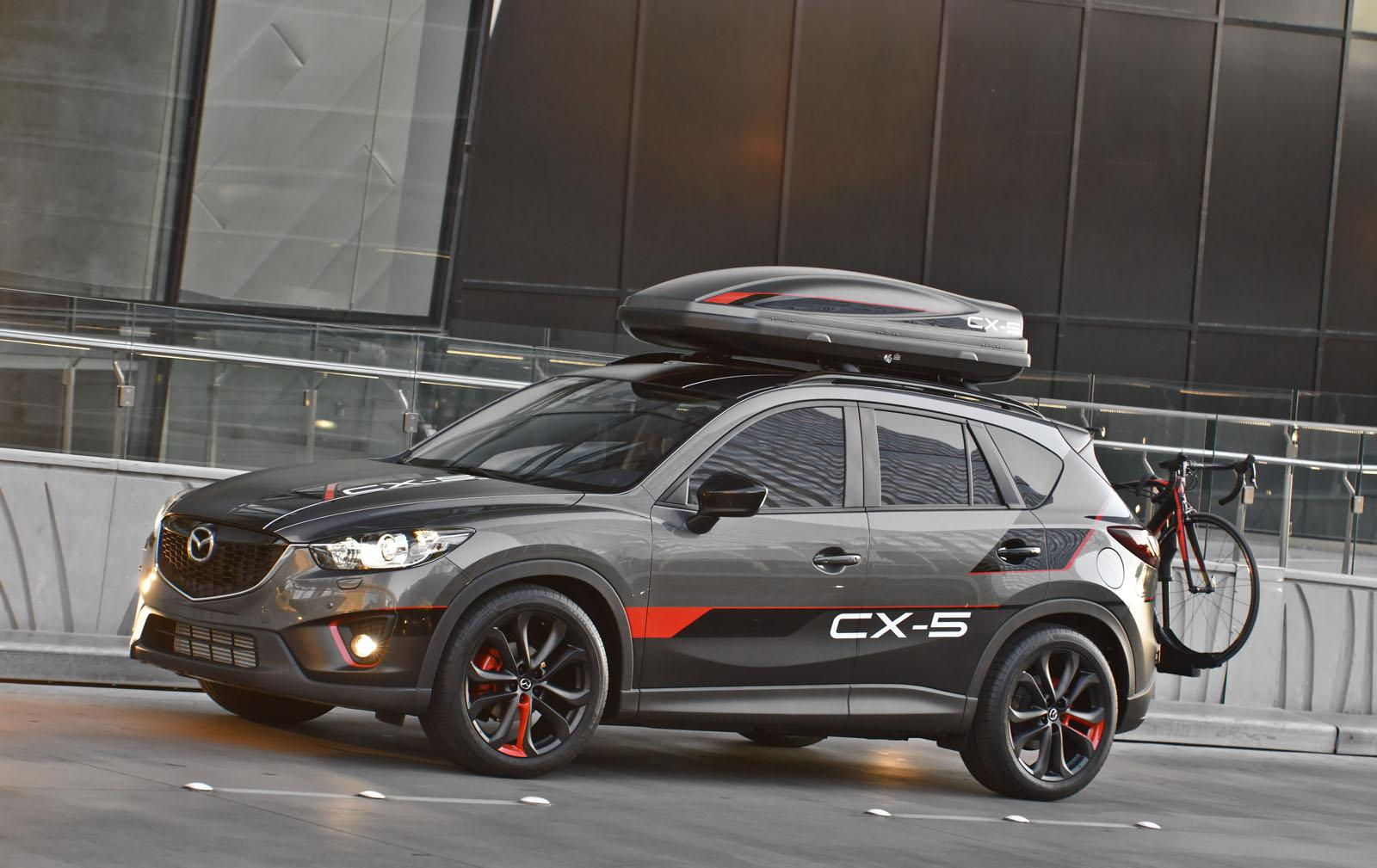 Mazda Cx5 Dempsey Brings Patrick Dempsey To 2012 Sema