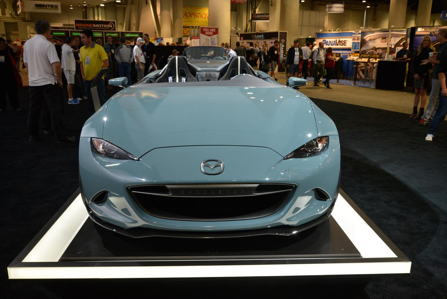 Mazda Developing Cheap Carbon Fiber for Next MX-5 - autoevolution