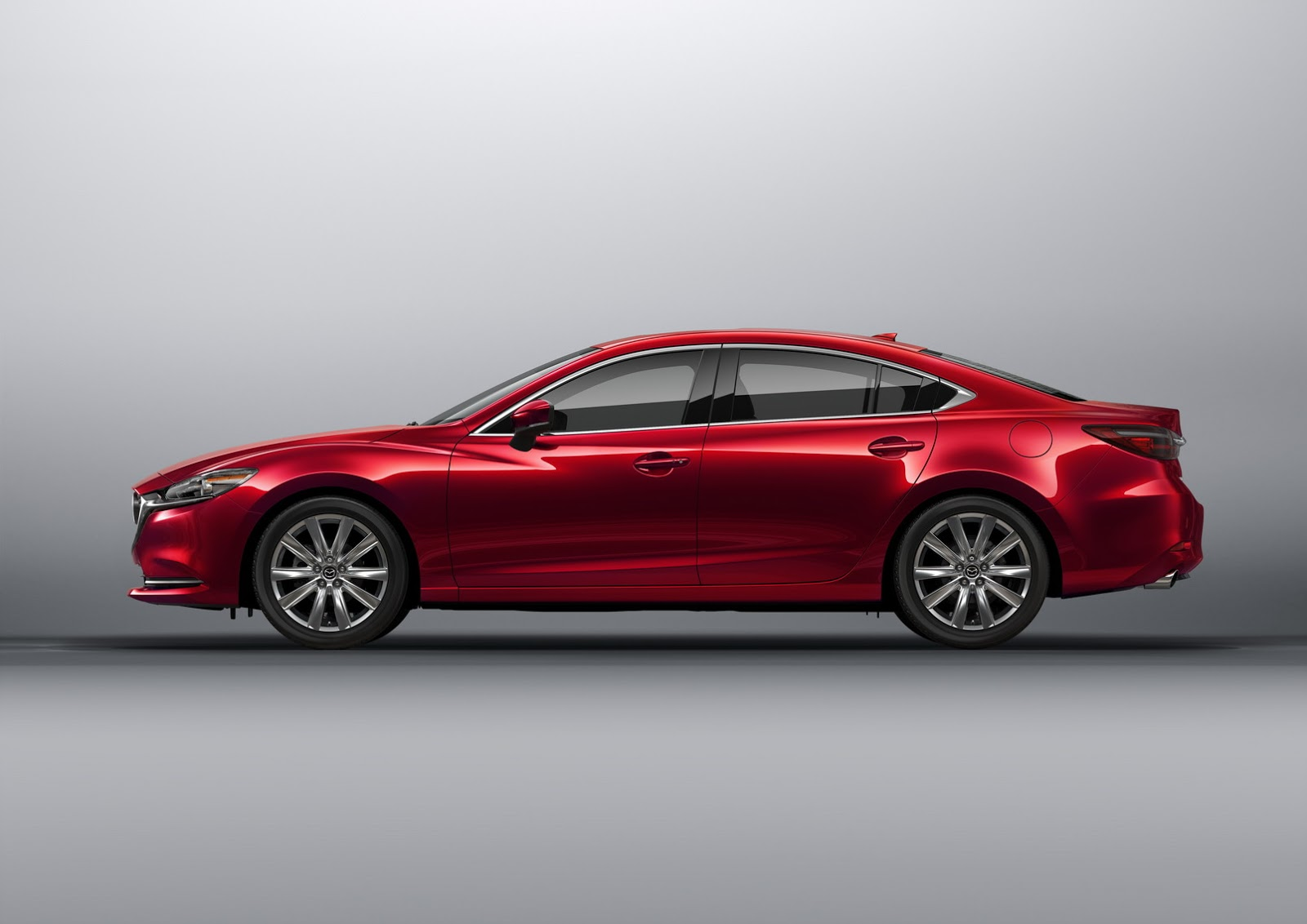 2014 mazda6 coupe rendering autoevolution. Black Bedroom Furniture Sets. Home Design Ideas