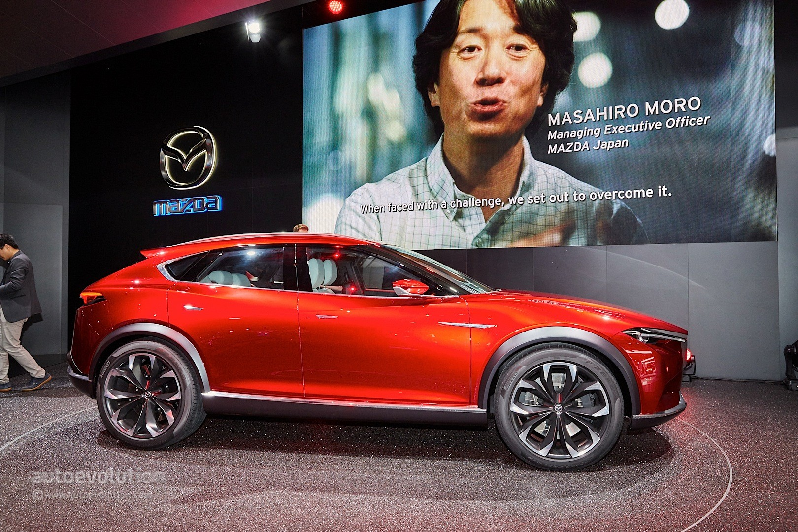 Mazda Koeru Concept Is A Stunning Preview For The Next Japanese Suv