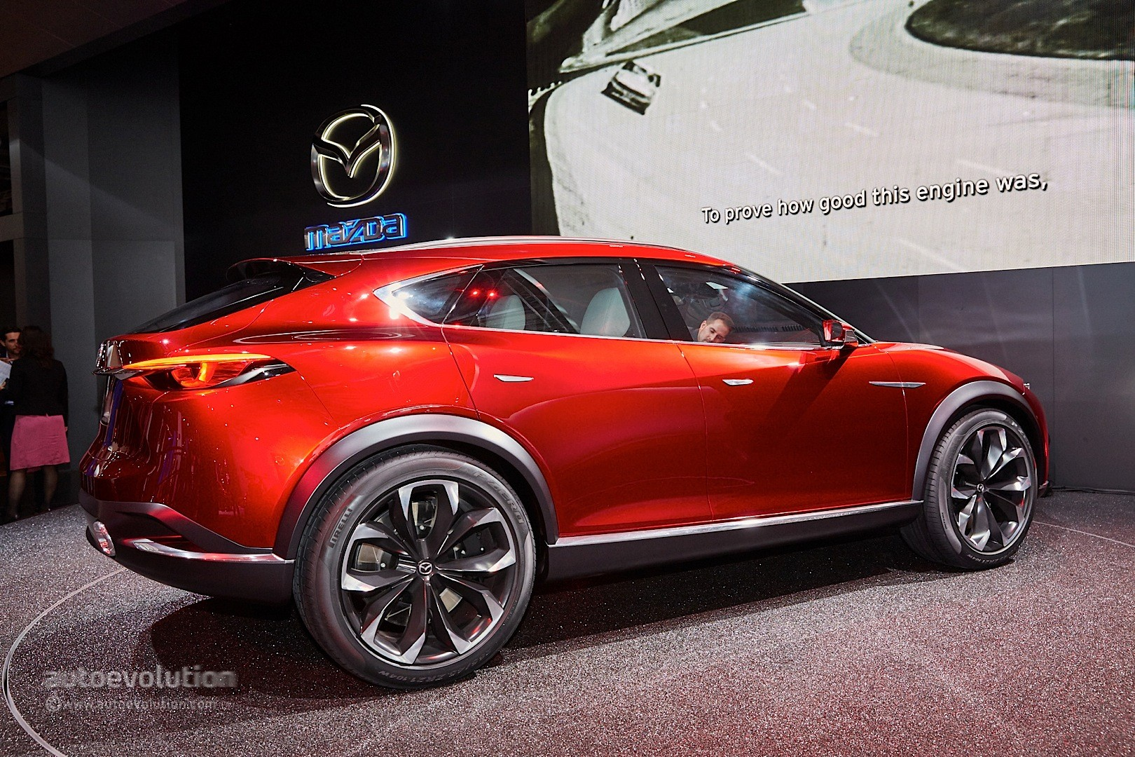 Mazda Koeru Concept Is a Stunning Preview for the Next ...