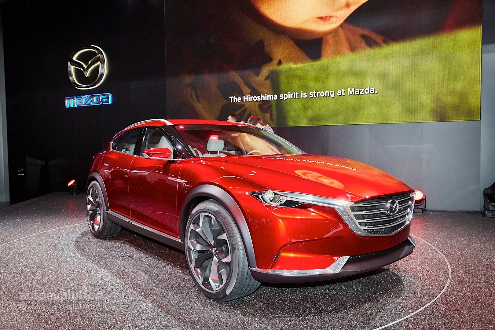 Mazda Koeru Concept Prototype Spied, Could Be a Coupe ...