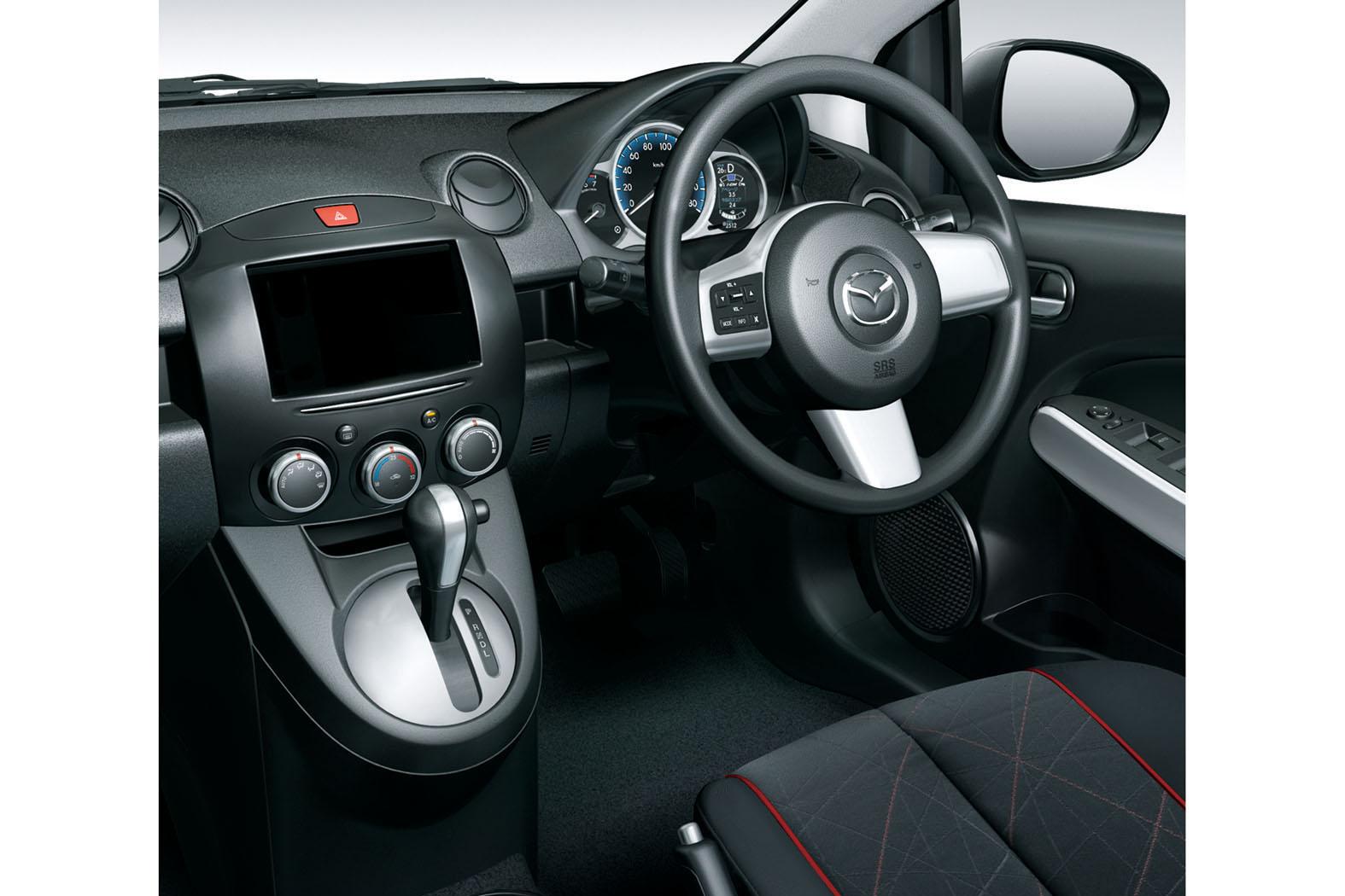 Mazda Launches Special Editions For The Demio And Verisa Autoevolution