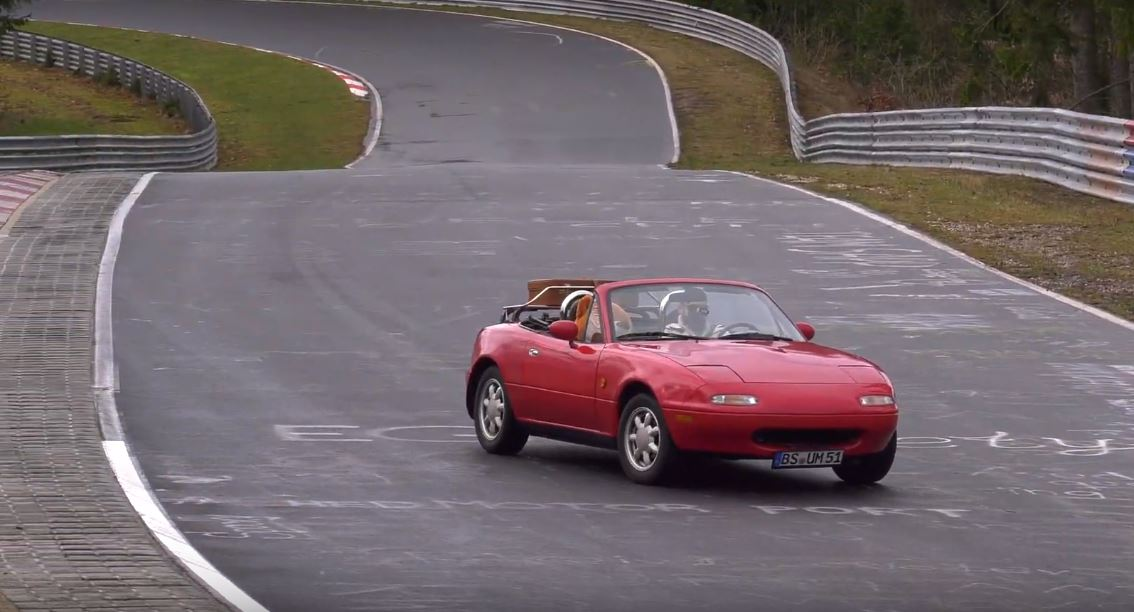 mx 5 2014 nurburgring