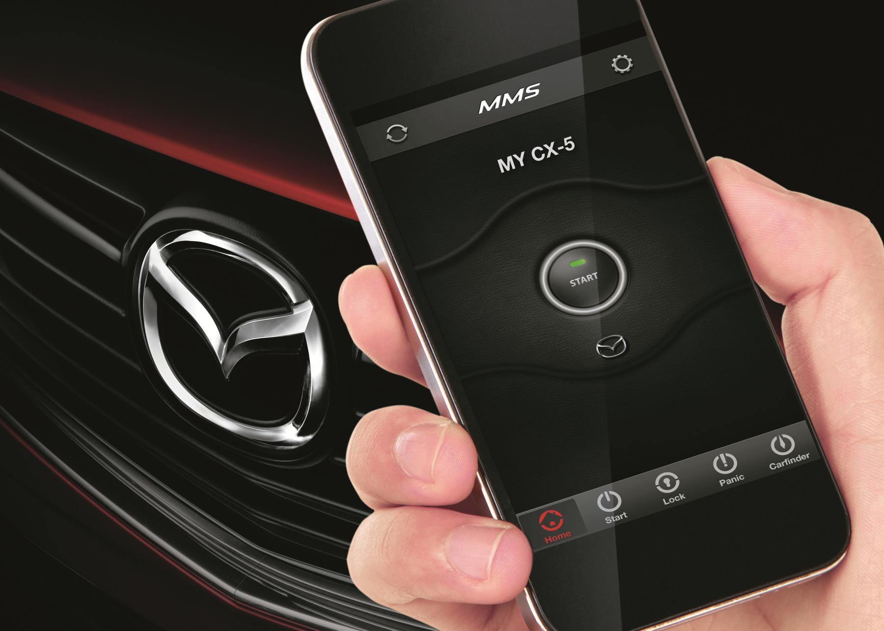 Mazda Mobile Start is a Remote Engine Start App for ...
