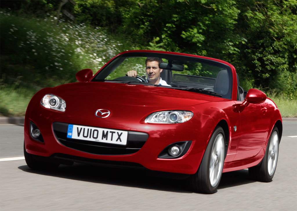 mazda mx 5 miyaco special edition launched autoevolution. Black Bedroom Furniture Sets. Home Design Ideas