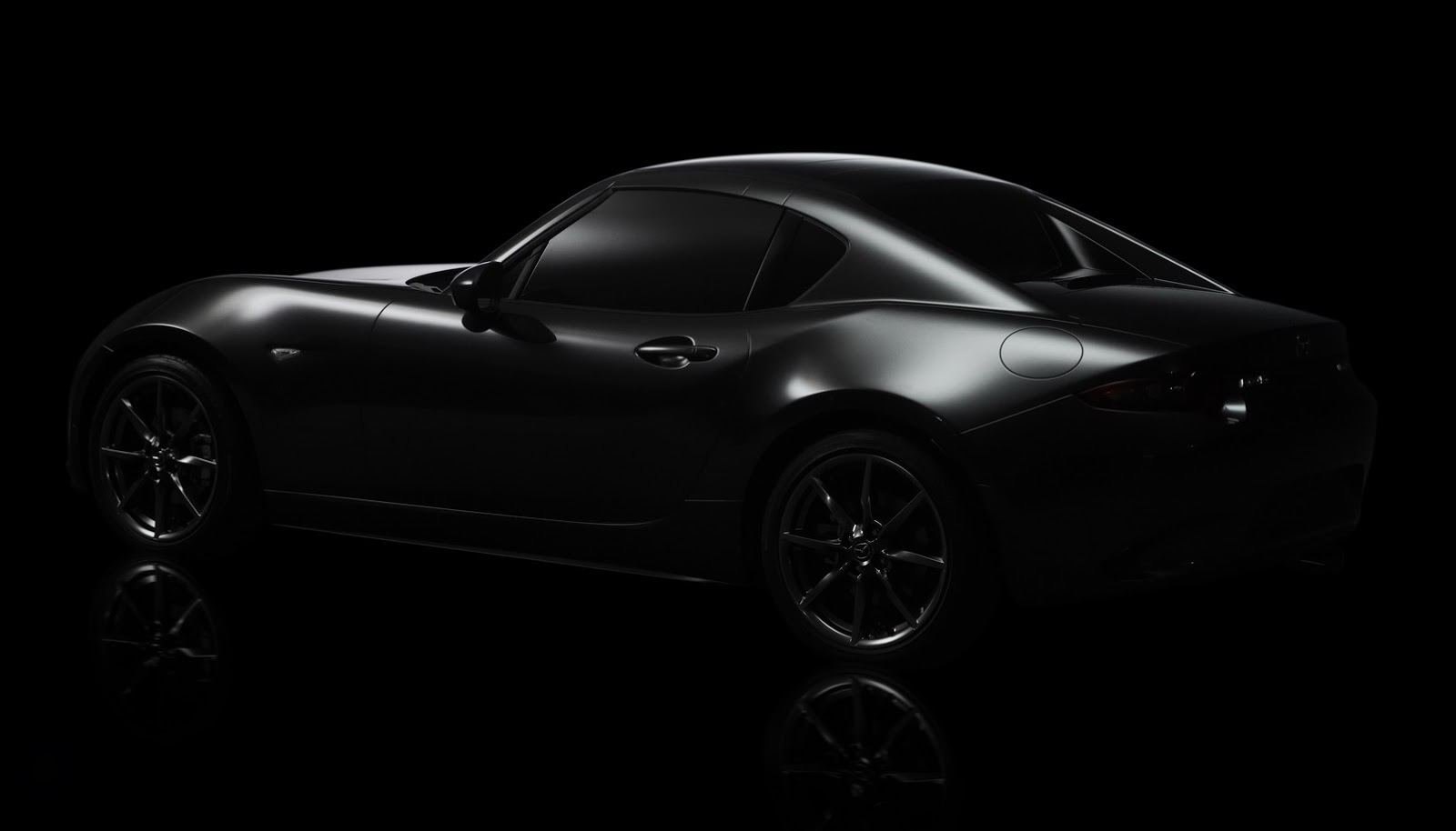 Mazda Mx 5 Rf Retractable Fastback Is Just As Cool As A