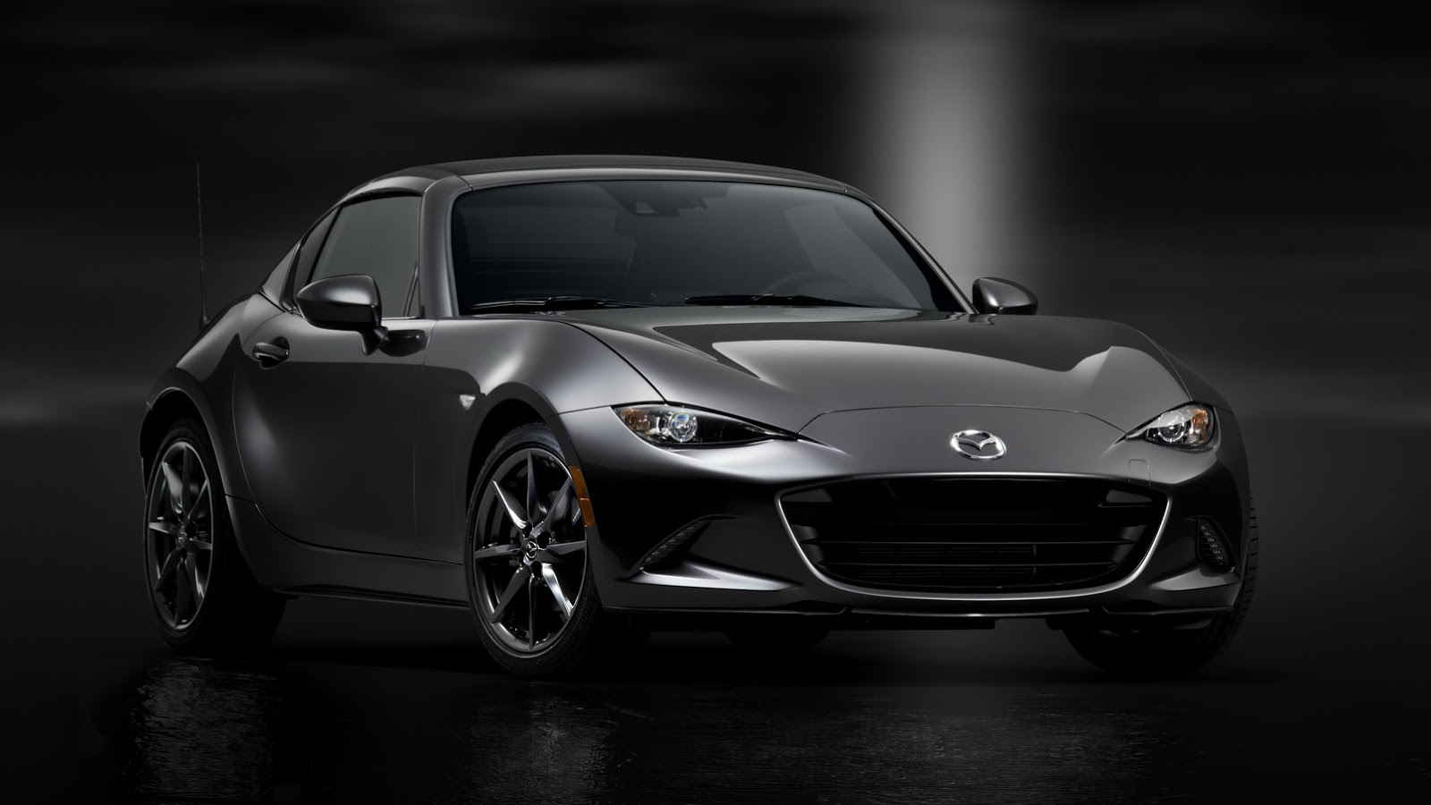 Mazda Mx 5 Rf Retractable Fastback Is Just As Cool As A 911 Targa Autoevolution