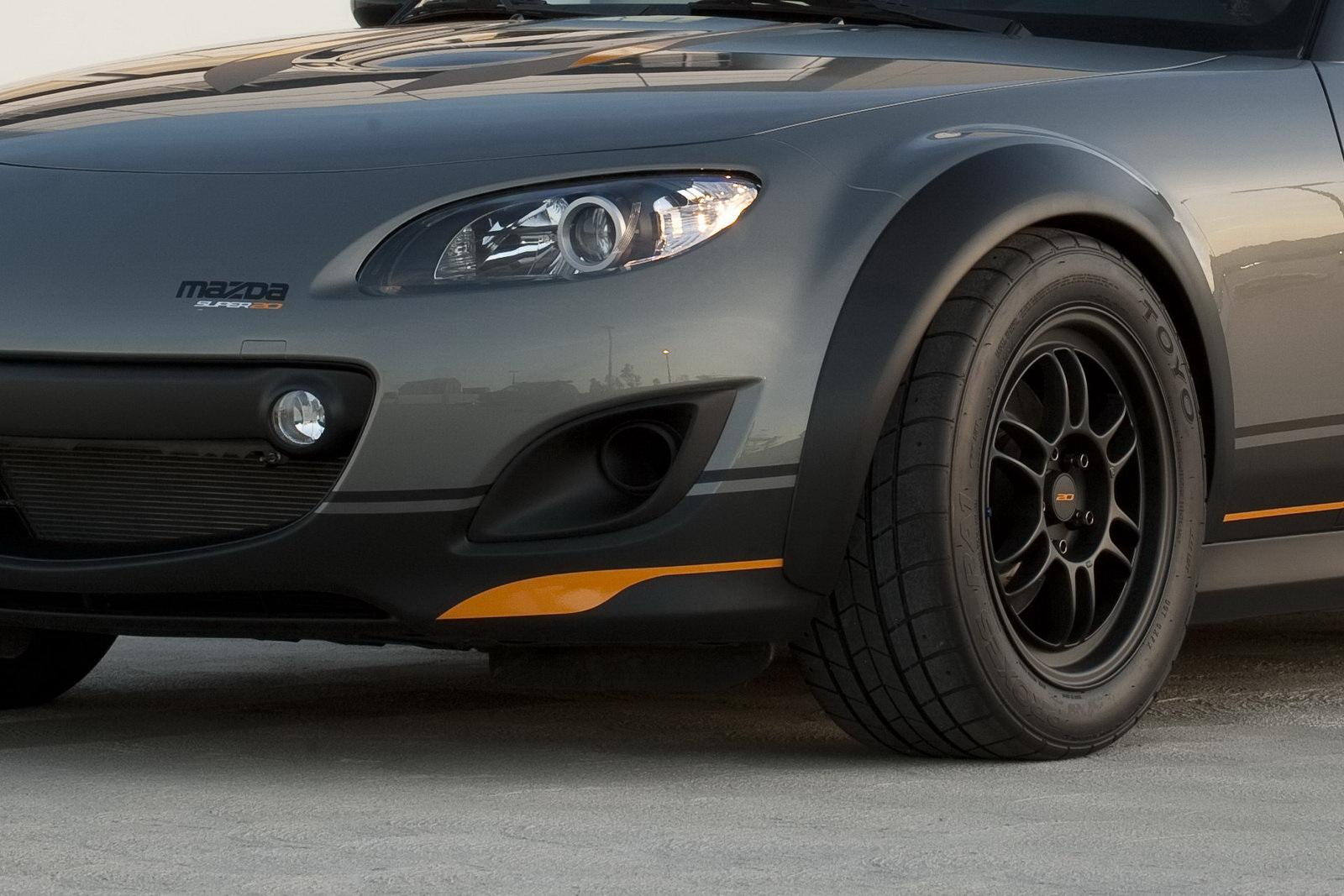 Mazda Cx 5 White >> Mazda MX-5 Super20 Unveiled at SEMA 2010 - autoevolution