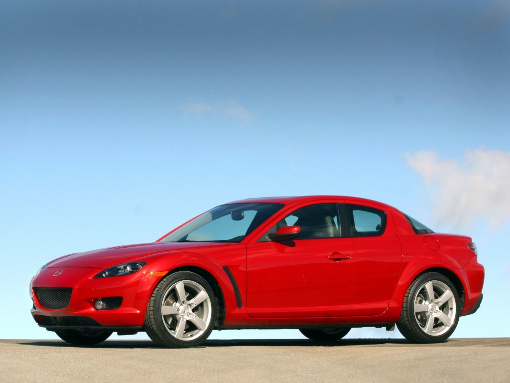 mazda recalls over 100 000 examples of the rx 8 in the u s. Black Bedroom Furniture Sets. Home Design Ideas
