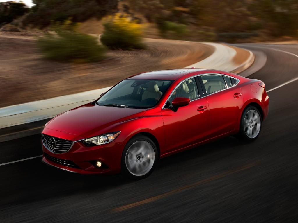 Mazda recalls cars for parking brake problem
