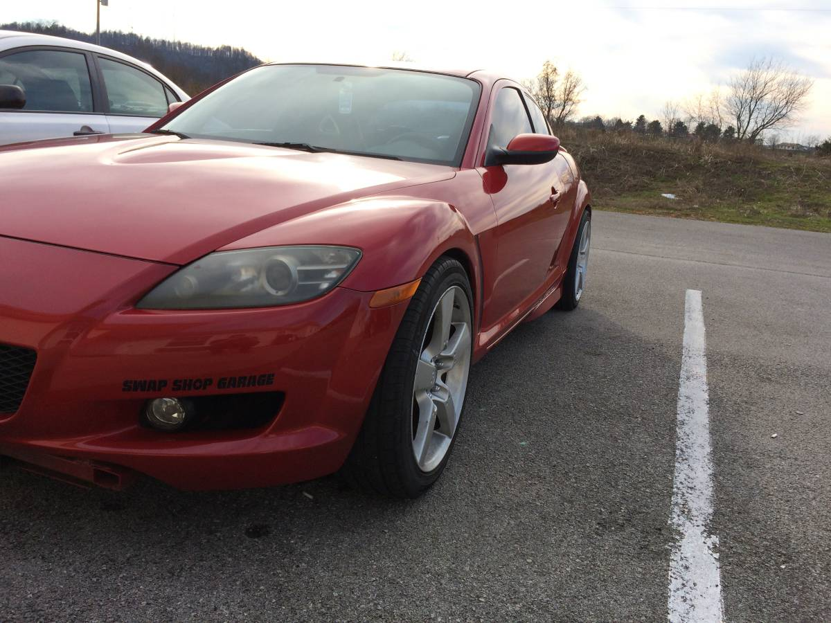 mazda rx 8 with 4 5 liter infiniti v8 costs 2 600