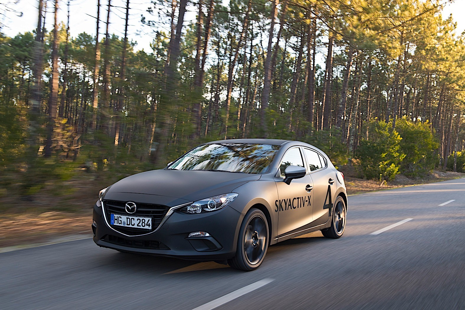 mazda says skyactiv x engine will have lower well to wheel emissions than evs autoevolution. Black Bedroom Furniture Sets. Home Design Ideas