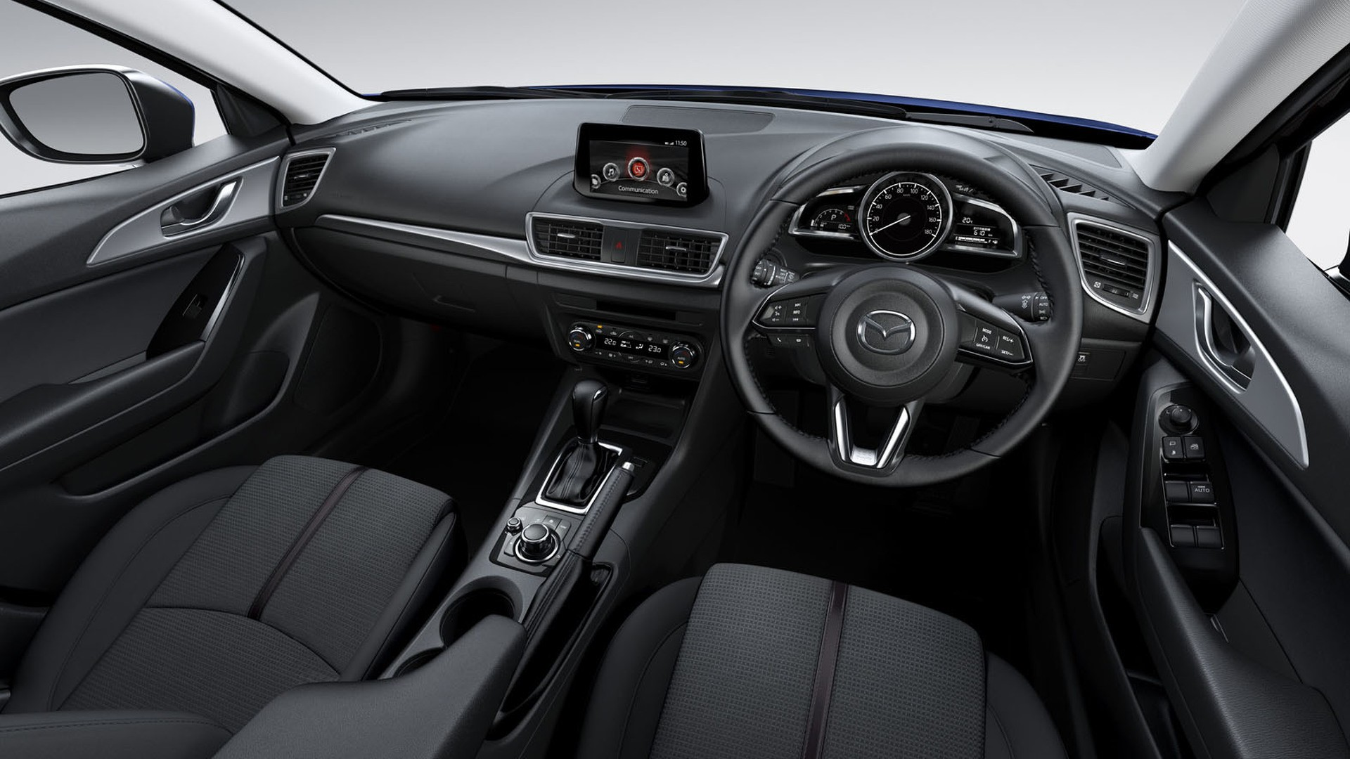 Mazda Skyactiv 2 With Hcci Engine Family To Be Detailed In The