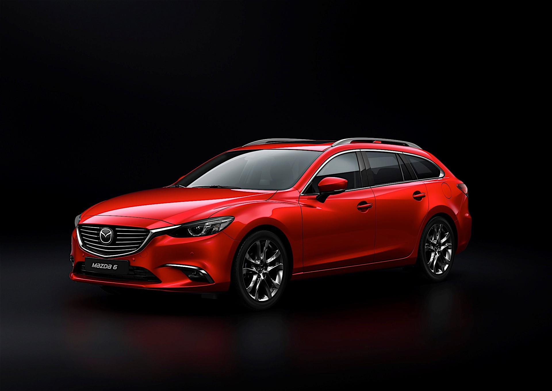 mazda fails to make a point with mazda6 ad by pitting it against a4 and c class autoevolution. Black Bedroom Furniture Sets. Home Design Ideas