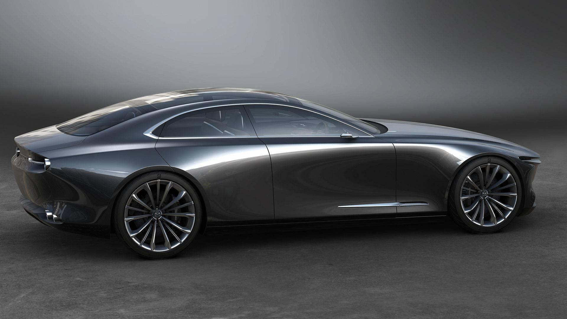 Mazda Vision Coupe Concept Takes Kodo - Soul Of Motion Design To The Next Level - autoevolution