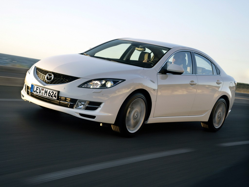Mazda Will Recall Sedans In The Usa Over Airbags