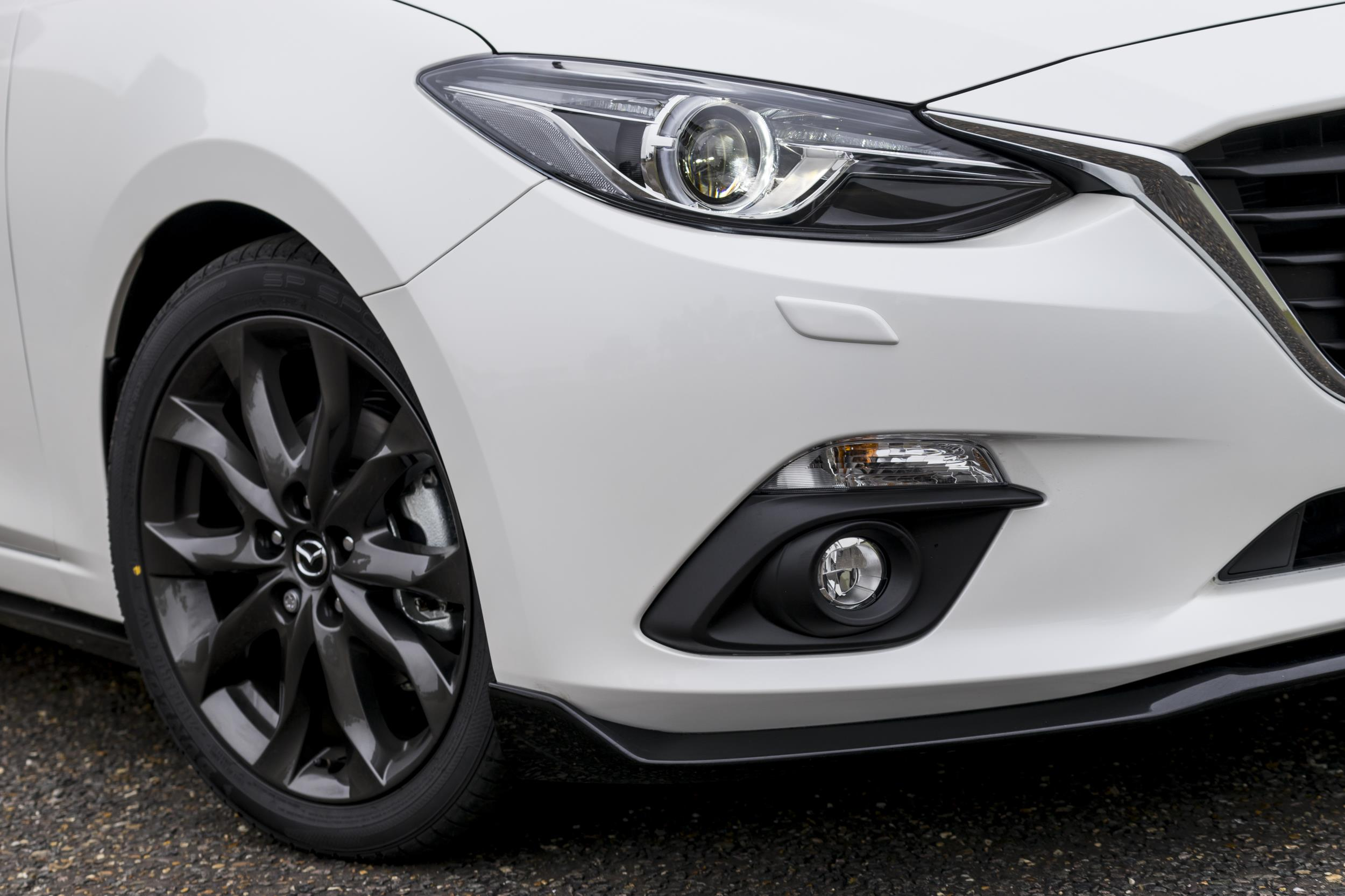 Mazda3 Sport Black Special Edition Goes on Sale with Body ...
