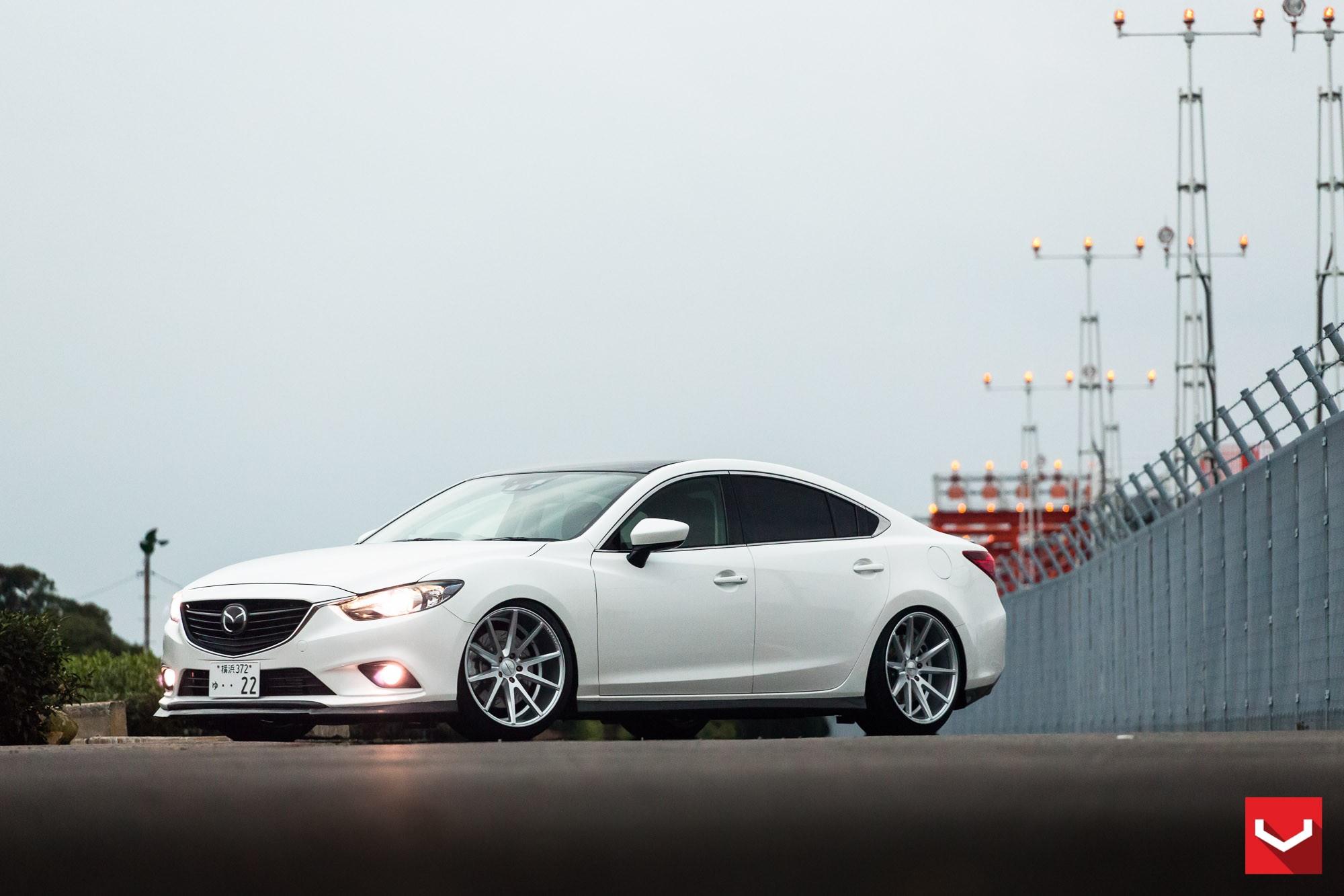Silver Or Graphite Wheels Mazda 6 Forums Mazda 6